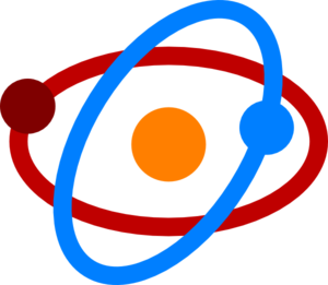 Orbits Clip Art