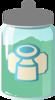 Alchemy Jar Clip Art