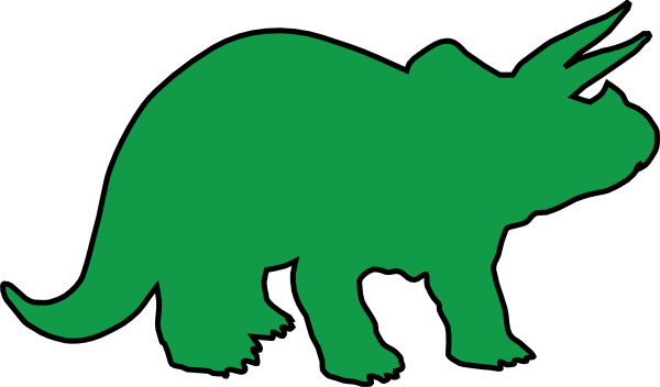 Dinosaur Clipart Triceratops - Clip Art - Free Transparent PNG Clipart  Images Download