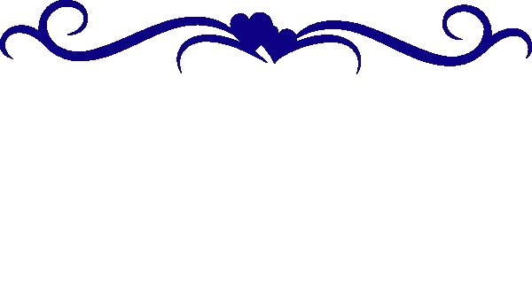 hibiscus swirl border clip art at clker com vector clip art online rh clker com blue swirl border clip art swirl border clip art free