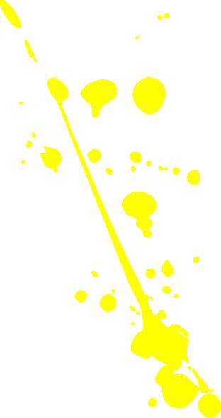 Splatter Border 1 Clip Art At Clker Com Vector Clip Art
