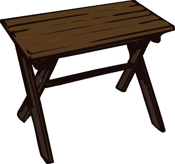 picnic table clip art at vector clip art online royalty free public domain. Black Bedroom Furniture Sets. Home Design Ideas