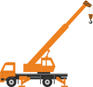 Crane Without Load Clip Art