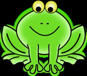 Frog 9 Clip Art