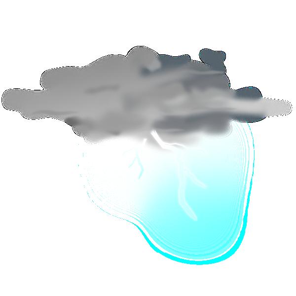 Gray Cloud Clip Art at Clker.com - vector clip art online, royalty ...