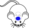 Mouse Infusion Clip Art
