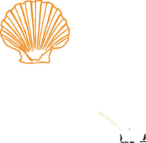 Shell Clip Art At Clker