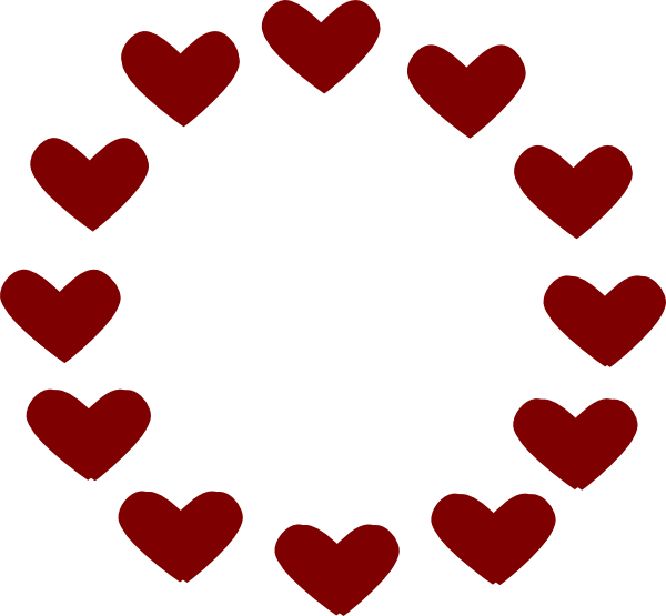 free cross and heart clipart - photo #43