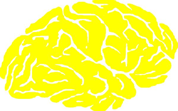 Brain games yellow chair