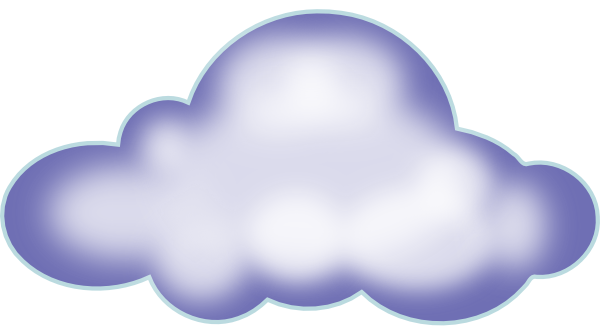 cloud clip art at clker com vector clip art online royalty free rh clker com cloud clip art black and white cloud clip art transparent background