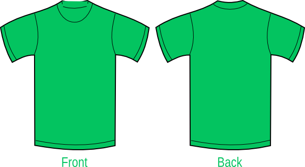 Plain Green Shirt Hi Kaos Polos Abu
