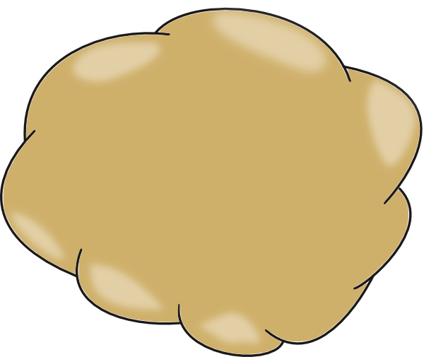 Dough Clip Art At Clker Com Vector Online Royalty Free Rh