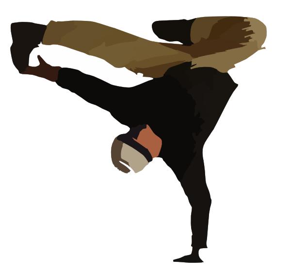 Break Dancer Clip Art At Clker Com