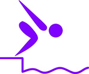 Swmmer Olympic Clip Art