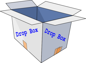 Assignment Drop Box Clip Art