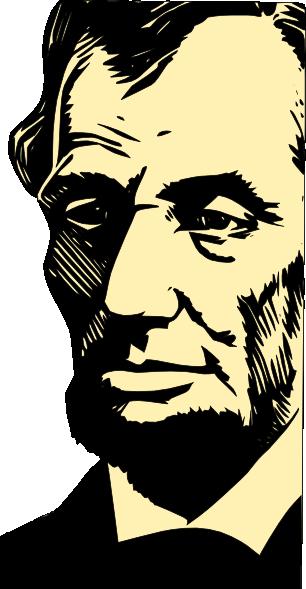 Abraham Lincoln Clip Art At Clker Com Vector Clip Art Online