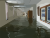 Flood Damage To U.s. Naval Academy. Clip Art
