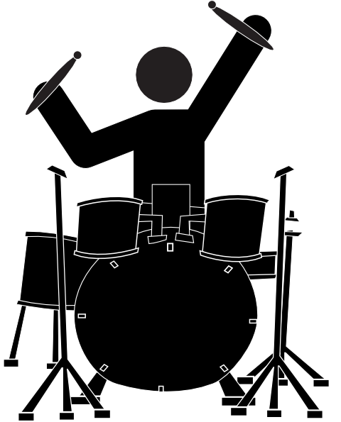 boy drummer clip art at clker com vector clip art online royalty rh clker com drum clipart black and white drums clip art