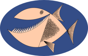 Cartoon Fish Clip Art