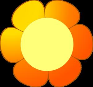 Flower Clip Art at Clker.com - vector clip art online, royalty ...
