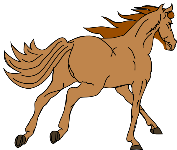 clipart horse - photo #27