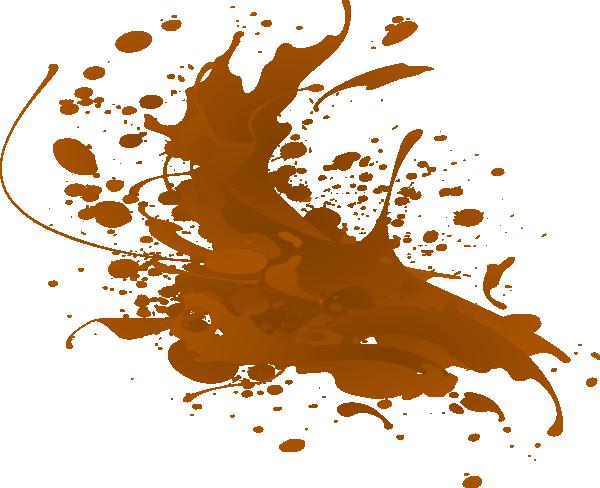 mud gradient dark clip art at clkercom vector clip art