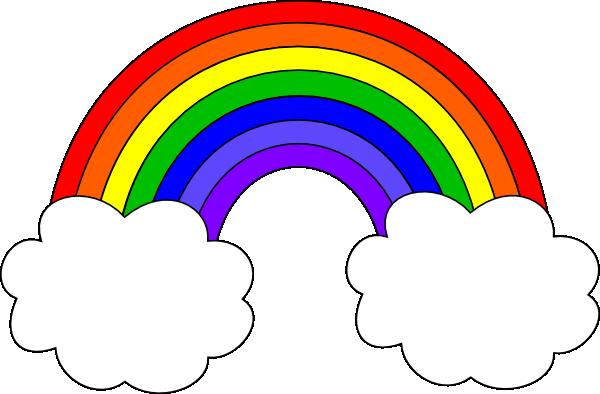Rainbow Roygbiv Clip Art At Clker.com