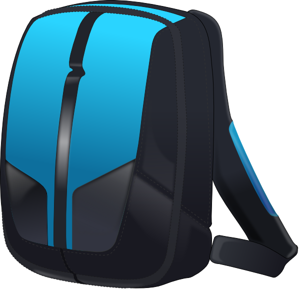 clipart rucksack - photo #11