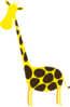 Cartoon Giraffe Clip Art Clip Art