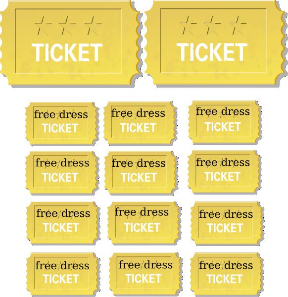 Free Dress Pass Template Sasolo Annafora Co