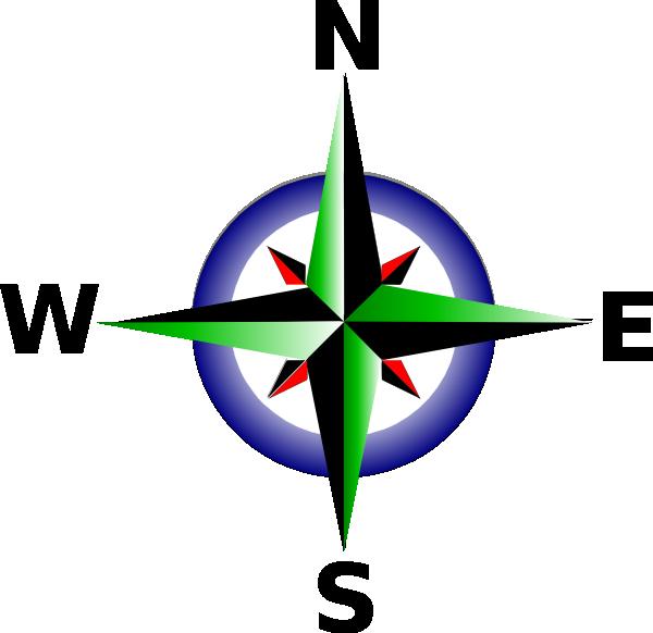 Compass Clip Art at Clker.com - vector clip art online ...