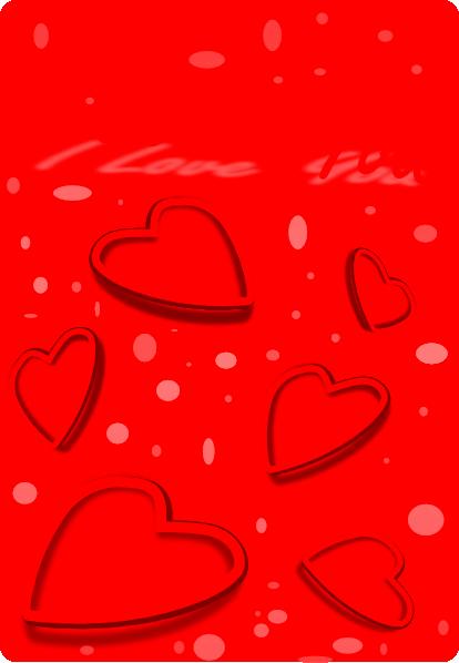 i love you clip art at clker com