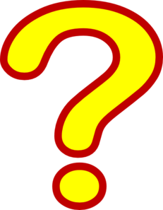 Question Mark Clip Art at Clker.com - vector clip art online ...