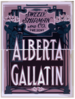 Sweely Shipman And Co. Present Alberta Gallatin Clip Art