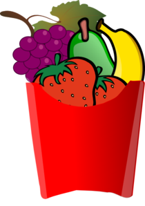 Healthy Alternatives Clip Art
