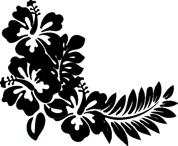 Gallery Hibiscus Vine Silhouette