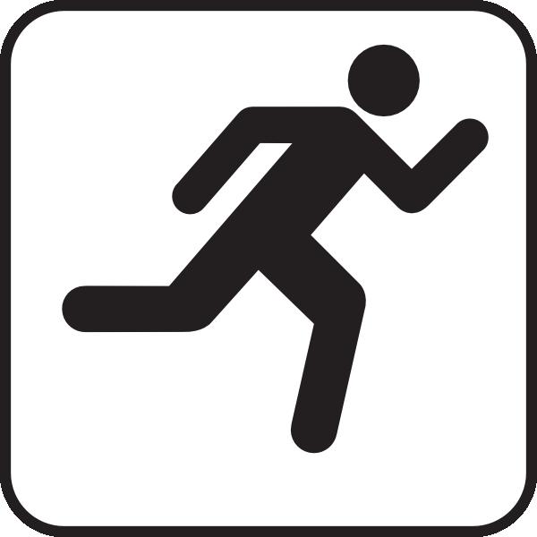 clipart running - photo #15