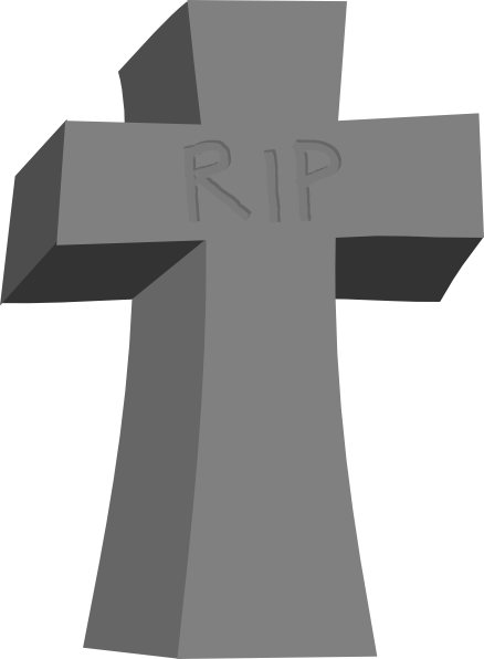 Tombstone clip art at clker vector clip art online royalty download this image as voltagebd Choice Image