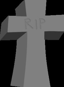 Tombstone Clip Art at Clker.com - vector clip art online, royalty free ...