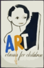 Art Classes For Children Clip Art