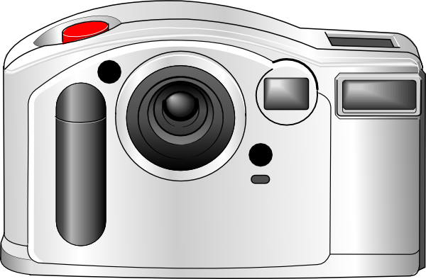 Digital Camera Clip Art at Clkercom vector clip art online