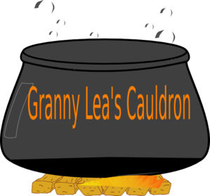 Super Cauldron Clip Art