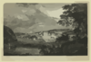 A View Of Bethlem, The Great Moravian Settlement In The Province Of Pennsylvania Vue De Bethlem, Principal Etablissement Des Freres Moraves Dans La Province De Pennsylvania / Sketch D On The Spot By His Excellency, Governor Pownal ; Painted & Engraved By Paul Sandby. Clip Art