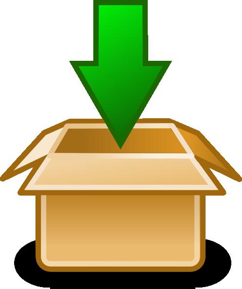 Download Package Clip Art at Clker.com - vector clip art ... Package Clipart