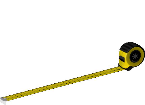 Measuring Tape Clip Art at Clker.com - vector clip art ...