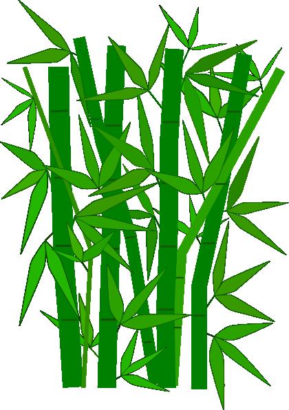 Bamboo 9 Clip Art At Clker Com Vector Clip Art Online Royalty