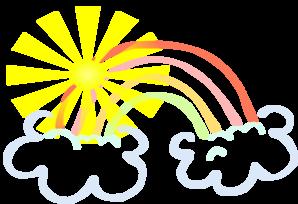 My Rainbow Clip Art at Clker.com - vector clip art online ...