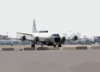 An Ep-3e Orion Assigned To The  World Watchers  Of Fleet Air Recon Squadron One (vq-1) Returns From A Routine Mission In Support Of Operation Enduring Freedom (oef). Clip Art