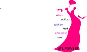 Mrs Politics Dc Clip Art