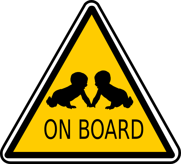 clipart baby on board - photo #4